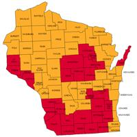 Radon-Zones